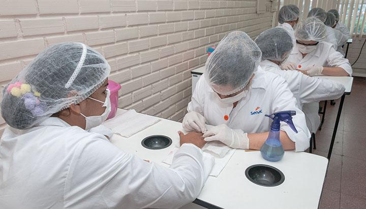Curso de Manicure SENAC 2022
